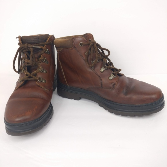 modern style hot sale online exclusive deals Timberland Bush Hiker Chukka Boots Brown Leather